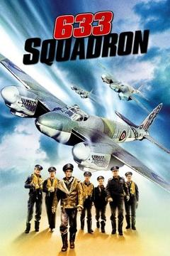 Best Action Movies of 1964 : 633 Squadron