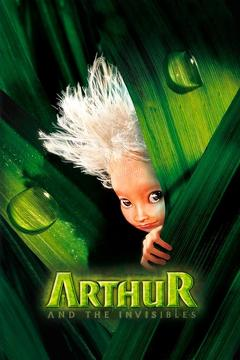 Best Animation Movies of 2006 : Arthur and the Invisibles