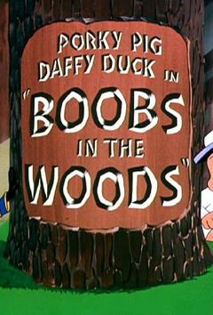 Best Animation Movies of 1950 : Boobs in the Woods