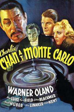 Best Thriller Movies of 1937 : Charlie Chan at Monte Carlo