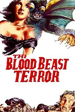 Best Science Fiction Movies of 1968 : The Blood Beast Terror