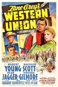 Best Western Movies of 1941 : Western Union