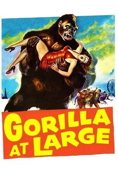 Best Horror Movies of 1954 : Gorilla at Large