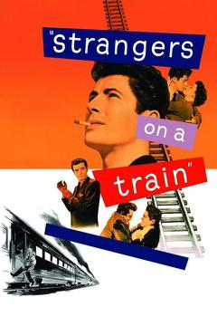 Best Drama Movies of 1951 : Strangers on a Train