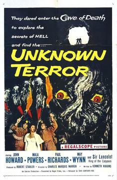 Best Horror Movies of 1957 : The Unknown Terror