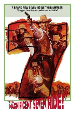 Best Western Movies of 1972 : The Magnificent Seven Ride!