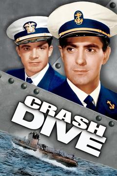 Best Adventure Movies of 1943 : Crash Dive