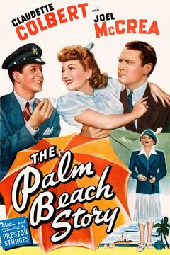 Best Romance Movies of 1942 : The Palm Beach Story