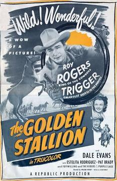 Best Music Movies of 1949 : The Golden Stallion