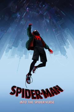 Best Adventure Movies of 2018 : Spider-Man: Into the Spider-Verse