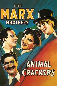 Best Comedy Movies of 1930 : Animal Crackers