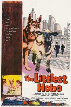 Best Adventure Movies of 1958 : The Littlest Hobo