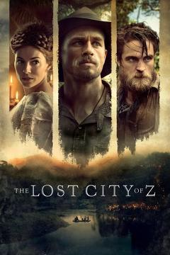 Best History Movies of 2016 : The Lost City of Z