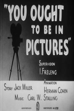 Best Comedy Movies of 1940 : You Ought to Be in Pictures