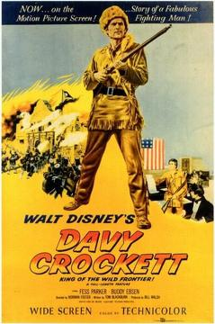 Best Action Movies of 1955 : Davy Crockett, King of the Wild Frontier