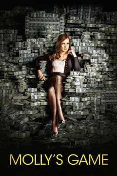 Best Crime Movies of 2017 : Molly's Game