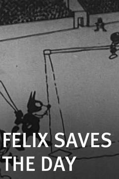 Best Animation Movies of 1922 : Felix Saves the Day
