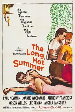 Best Drama Movies of 1958 : The Long, Hot Summer