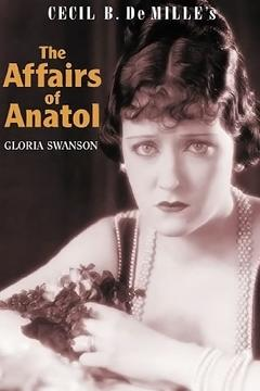 Best Drama Movies of 1921 : The Affairs of Anatol