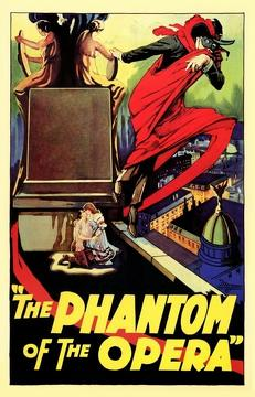Best Horror Movies of 1925 : The Phantom of the Opera