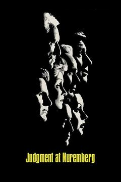 Best Drama Movies of 1961 : Judgment at Nuremberg