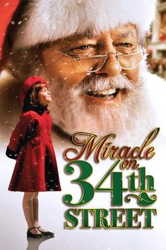 Best Fantasy Movies of 1994 : Miracle on 34th Street