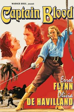 Best Romance Movies of 1935 : Captain Blood