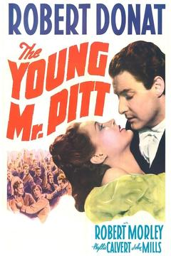 Best History Movies of 1942 : The Young Mr. Pitt