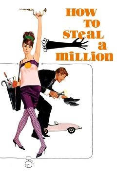 Best Romance Movies of 1966 : How to Steal a Million