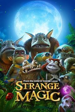 Best Animation Movies of 2015 : Strange Magic
