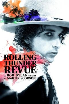 Best Music Movies of This Year: Rolling Thunder Revue: A Bob Dylan Story by Martin Scorsese