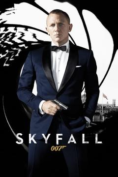 Best Action Movies of 2012 : Skyfall