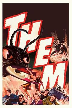 Best Science Fiction Movies of 1954 : Them!