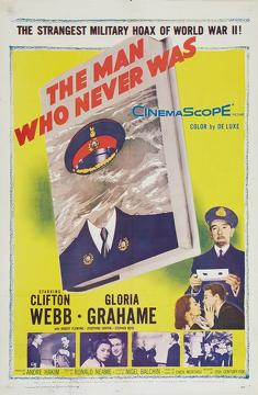 Best History Movies of 1956 : The Man Who Never Was