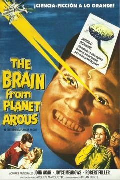 Best Thriller Movies of 1957 : The Brain from Planet Arous
