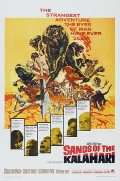 Best Adventure Movies of 1965 : Sands of the Kalahari