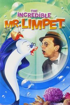 Best Fantasy Movies of 1964 : The Incredible Mr. Limpet