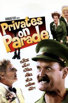 Best War Movies of 1983 : Privates on Parade