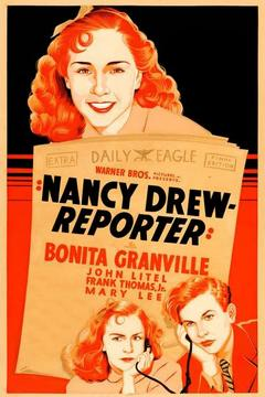 Best Mystery Movies of 1939 : Nancy Drew... Reporter