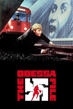 Best Thriller Movies of 1974 : The Odessa File