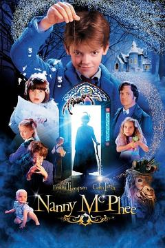Best Family Movies of 2005 : Nanny McPhee