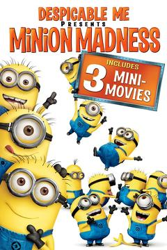Best Animation Movies of 2010 : Despicable Me Presents: Minion Madness