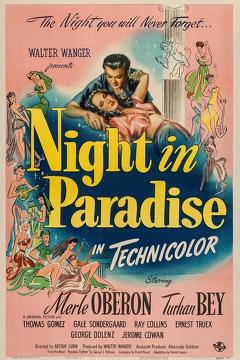 Best Fantasy Movies of 1946 : Night in Paradise