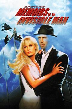 Best Fantasy Movies of 1992 : Memoirs of an Invisible Man