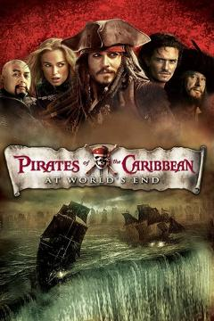Best Action Movies of 2007 : Pirates of the Caribbean: At World's End