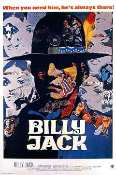 Best Adventure Movies of 1971 : Billy Jack