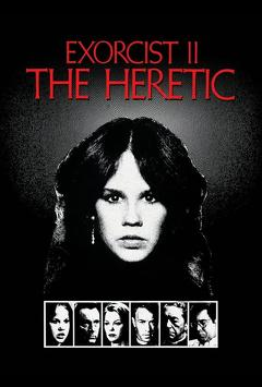 Best Fantasy Movies of 1977 : Exorcist II: The Heretic