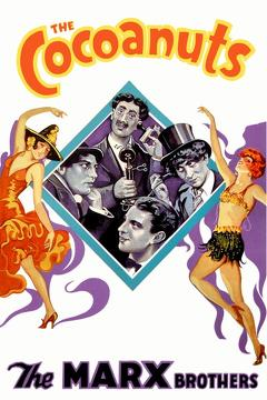 Best Comedy Movies of 1929 : The Cocoanuts