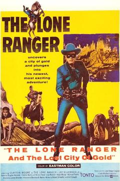 Best Adventure Movies of 1958 : The Lone Ranger and the Lost City of Gold