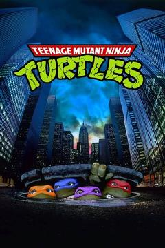 Best Science Fiction Movies of 1990 : Teenage Mutant Ninja Turtles